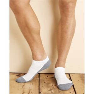 Gildan Adult Platinum™Adult No Show Socks