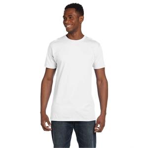 Hanes® Adult 4.5 oz., 100% Ringspun Cotton nano-T®T...
