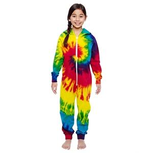 Tie-Dye Youth All-in-One Loungewear
