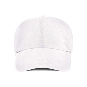 Anvil® Adult Solid Low-Profile Pigment-Dyed Cap