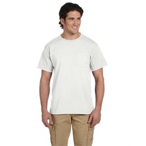 Jerzees® Adult 5.6 oz. DRI-POWER®ACTIVE Pocket T-Shirt