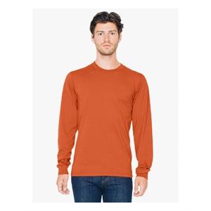 American Apparel® Unisex Organic Fine Jersey Long-Slee...