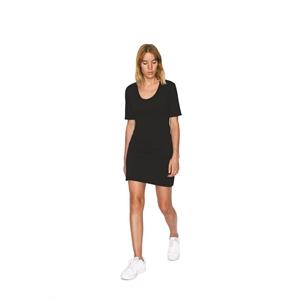 American Apparel (R) Ladies' Fine Jersey Short-Sleeve T-S...