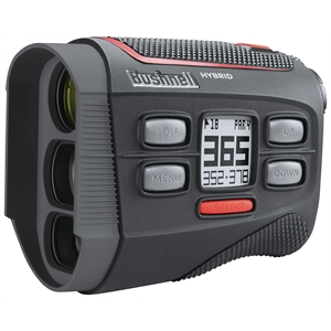 Hybrid Laser Rangefinder & GPS