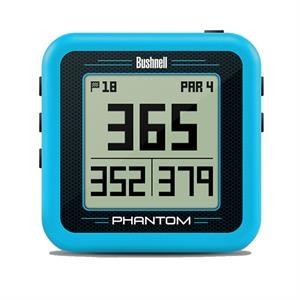 Phantom blue handheld Golf GPS