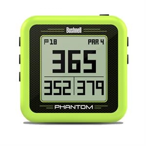 Phantom green handheld Golf GPS