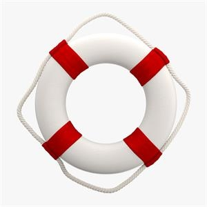 Decorative Life Ring Buoy