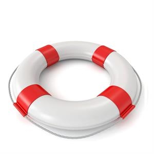 Professional Adult Foam Swim Ring Buoy