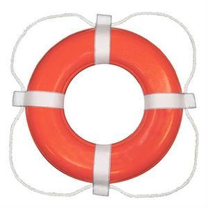 Life Ring Buoy With Custom Logo
