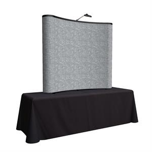 6' Arise Curved Tabletop Kit (Fabric)