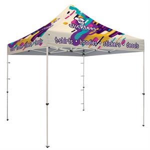 Standard 10' Tent Kit (Full-Bleed Dye Sublimation)