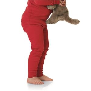 Baby Rib Toddler Pajama Pants