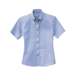 Red Kap Women's Poplin Dress Shirt Extended Sizes