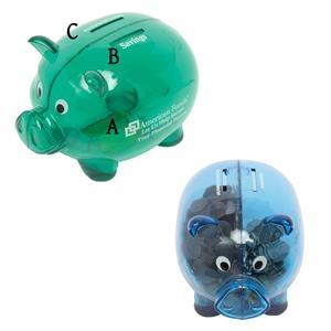 Dual Savings Piggy Bank