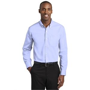 Red House Pinpoint Oxford Non-Iron Shirt.