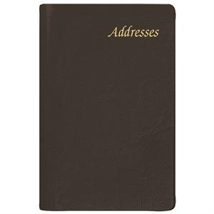 Small Address Book - Continental