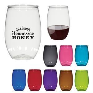16 Oz. Stemless Wine Glass