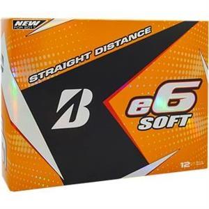 Bridgestone E6 Soft Golf Ball