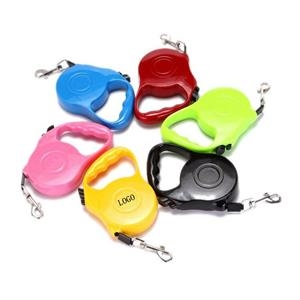 """118\"""" Automatic Retractable Pet Pulling Rope"""