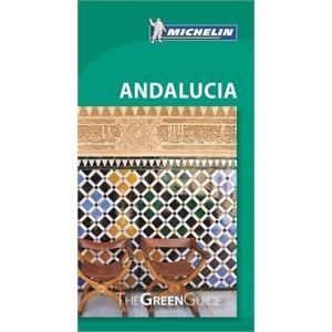 Michelin Green Guide Andalucia