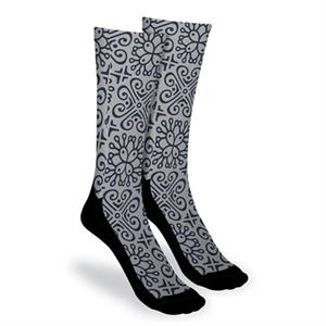 Dye-Sublimated Socks