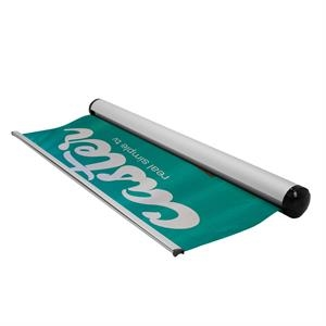 Lumos Retractor Banner (Aluminum Fabric) w/Cartridge