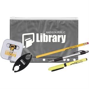 Junior Varsity Pencil Pouch School Kit