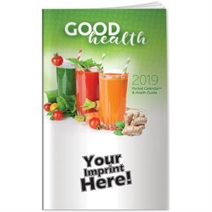 2019 Pocket Calendar™ - Good Health
