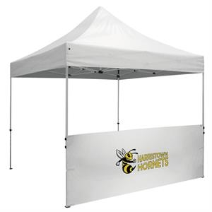 Deluxe 10' Tent Half Wall Kit (Full-Color Imprint)