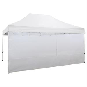 15' Mesh Full Wall for Event Tents (Unimprinted)