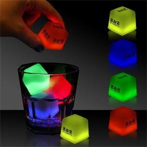 Glow Ice Cubes Packed in Tray of 24 Pieces