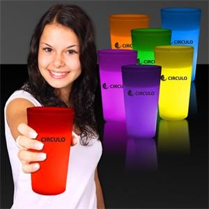 12 oz. Light Up Glow Cup