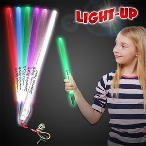 """11\"""" Light Up LED Electronic Glow Stick"""