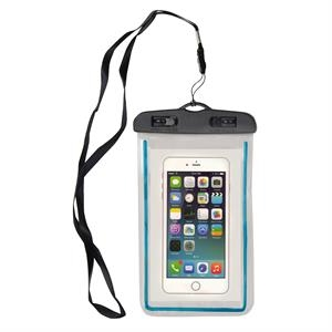 Waterproof Cell Phone Pouch with Lanyard