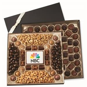 Luxe Deluxe Chocolate & Confection Gift Box