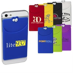Goofy Group™ Silicone Mobile Device Pocket