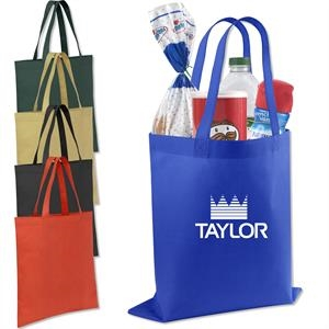 Tote Bags non woven convention 80 GSM Grocery tote