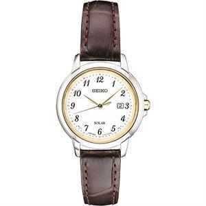 Seiko Women's Essentials Solar Watch