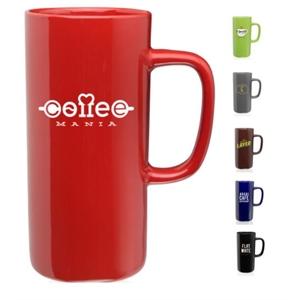 20 oz. Tall Ceramic Mugs, coffee mug