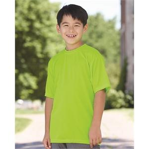 Augusta Sportswear Youth Nexgen Wicking Short Sleeve T-Shirt