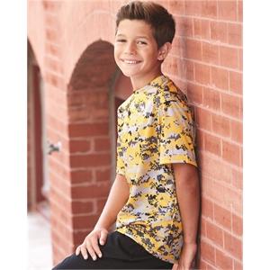 Badger Youth Digital Camo T-Shirt
