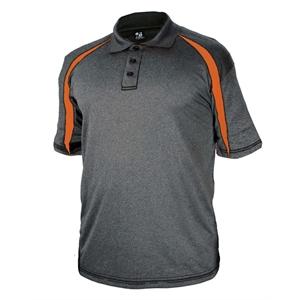 Badger Pro Heather Fusion Performance Sport Shirt