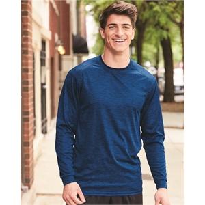 Badger Tonal Blend Long Sleeve T-Shirt