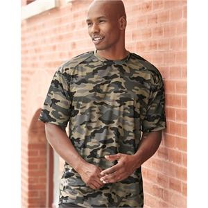 Badger Camo T-Shirt