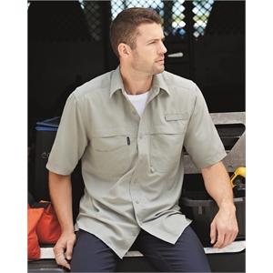 DRI DUCK Catch Short Sleeve Fishing Shirt