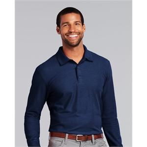 Gildan DryBlend® Double Pique Long Sleeve Sport Shirt