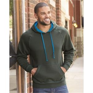 J. America Shadow Fleece Hooded Sweatshirt
