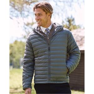 Weatherproof 32 Degrees Hooded Packable Down Jacket