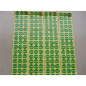 Customized Die Cut Sticker