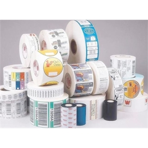 Roll of Adhesive Label